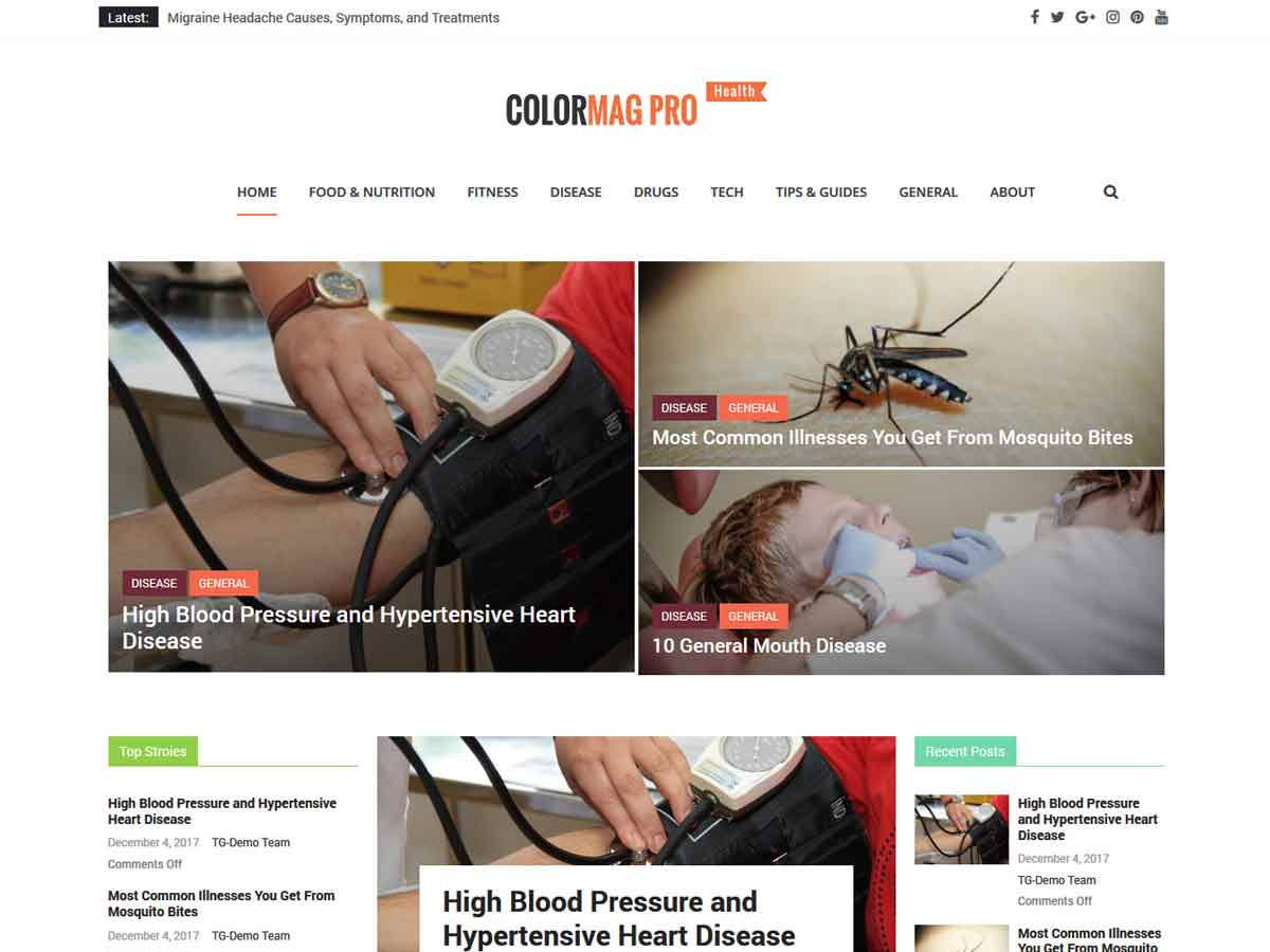 colormag-pro-health-blog