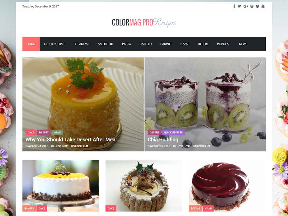 colormag-pro-recipes