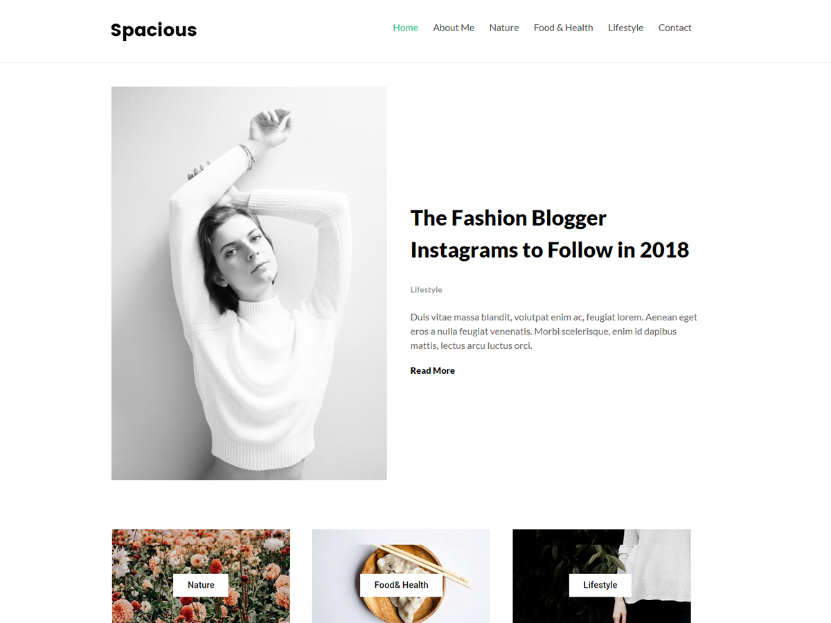 spacious-blog