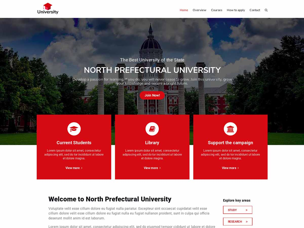 spacious-pro-university