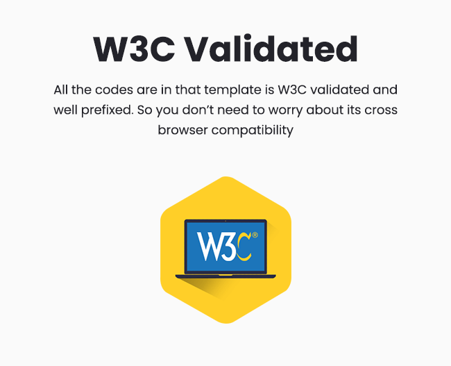 w3c validated Themeix