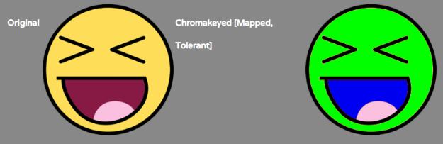 Mapped-Tolerant