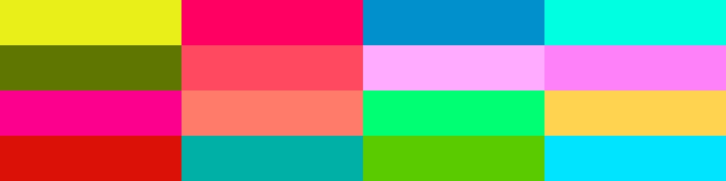 resized image w/ nearest neighbor sampling