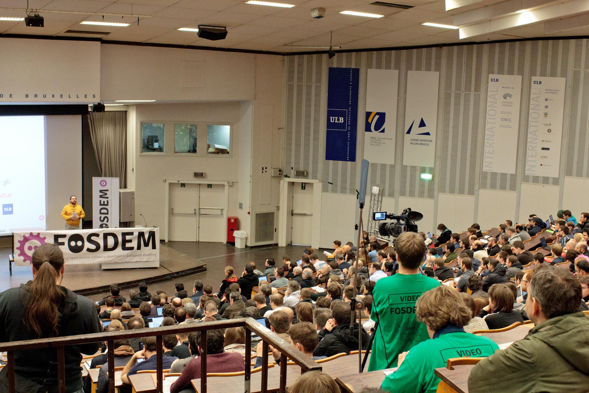FODEM opening keynote