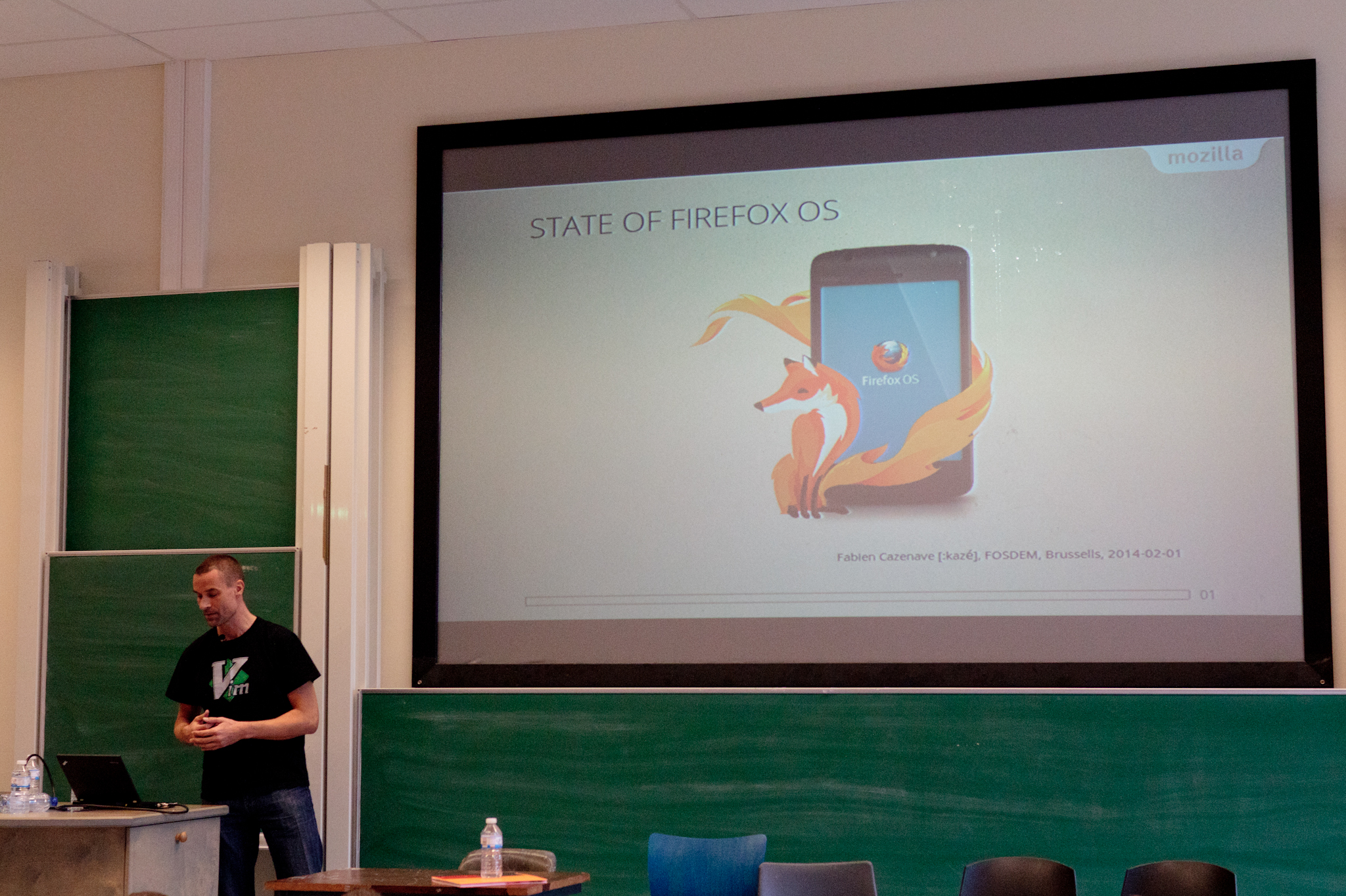 State of Firefox OS