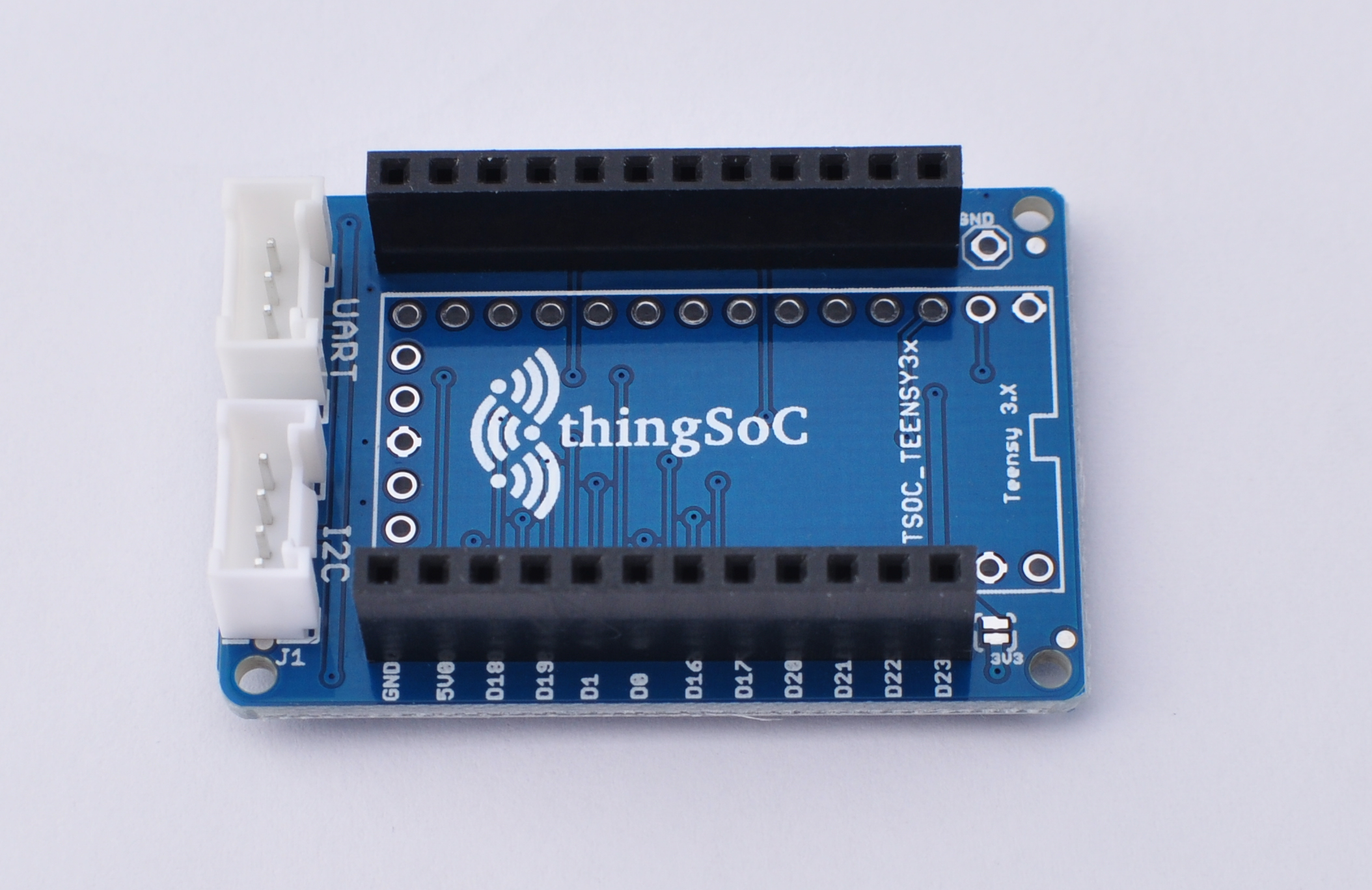 thingSoC TSOC_TEENSY3X