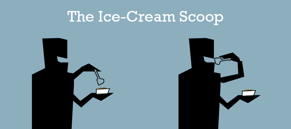 Ice-cream scoop