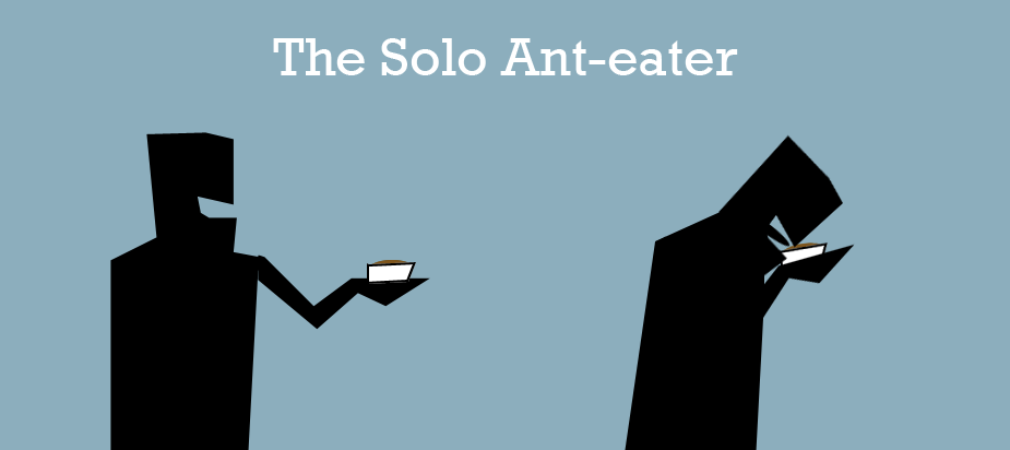 Solo Ant-eater
