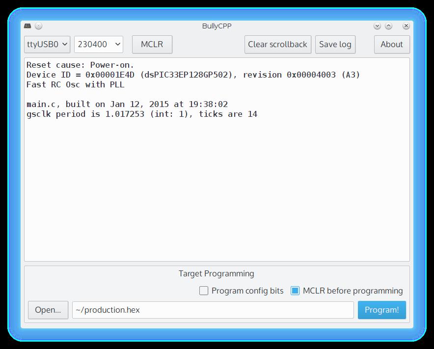 BullyCPP screenshot