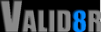 Valid8r - Validation for multiple programming languages.