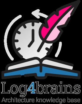 Log4brains logo