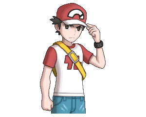 Trainer red again
