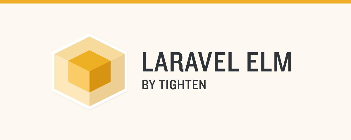 Laravel Elm logo