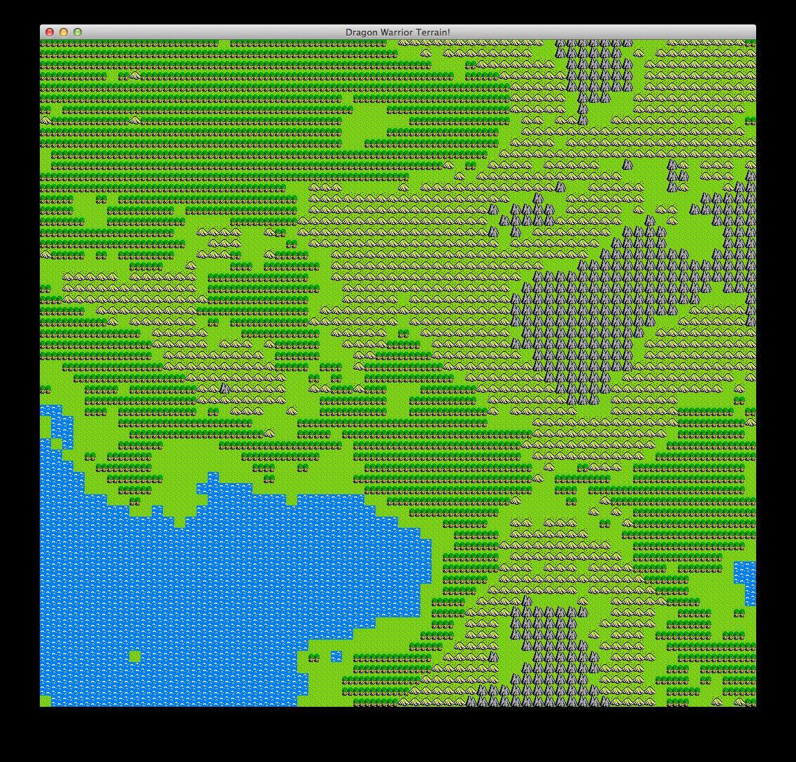 Terrain Two