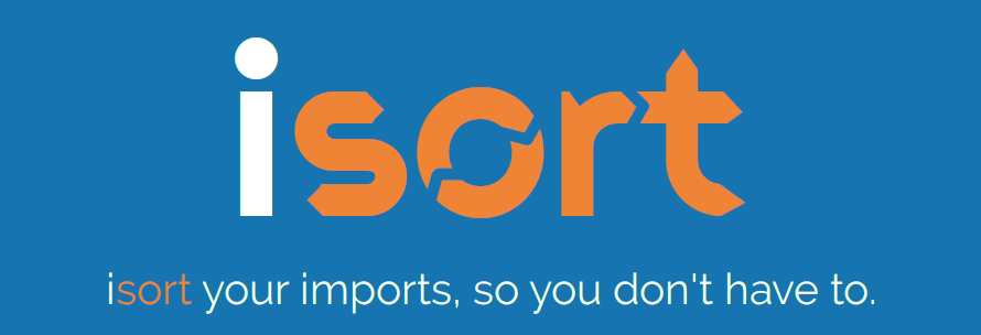isort - isort your imports, so you don't have to.