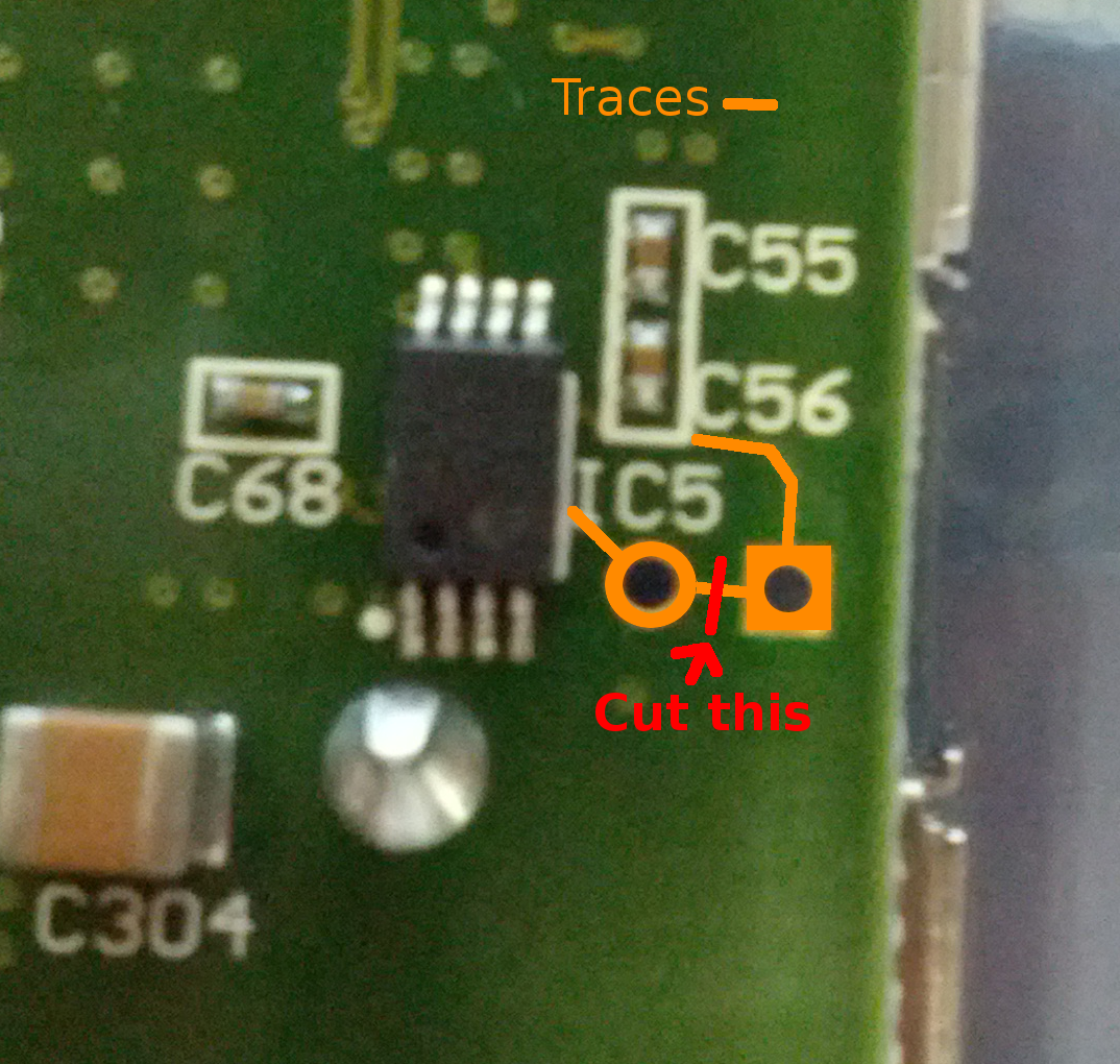 Digilent Atlys Timvideos Litex Buildenv Wiki Github Jtag Cable Schematic Usb Break Track Here