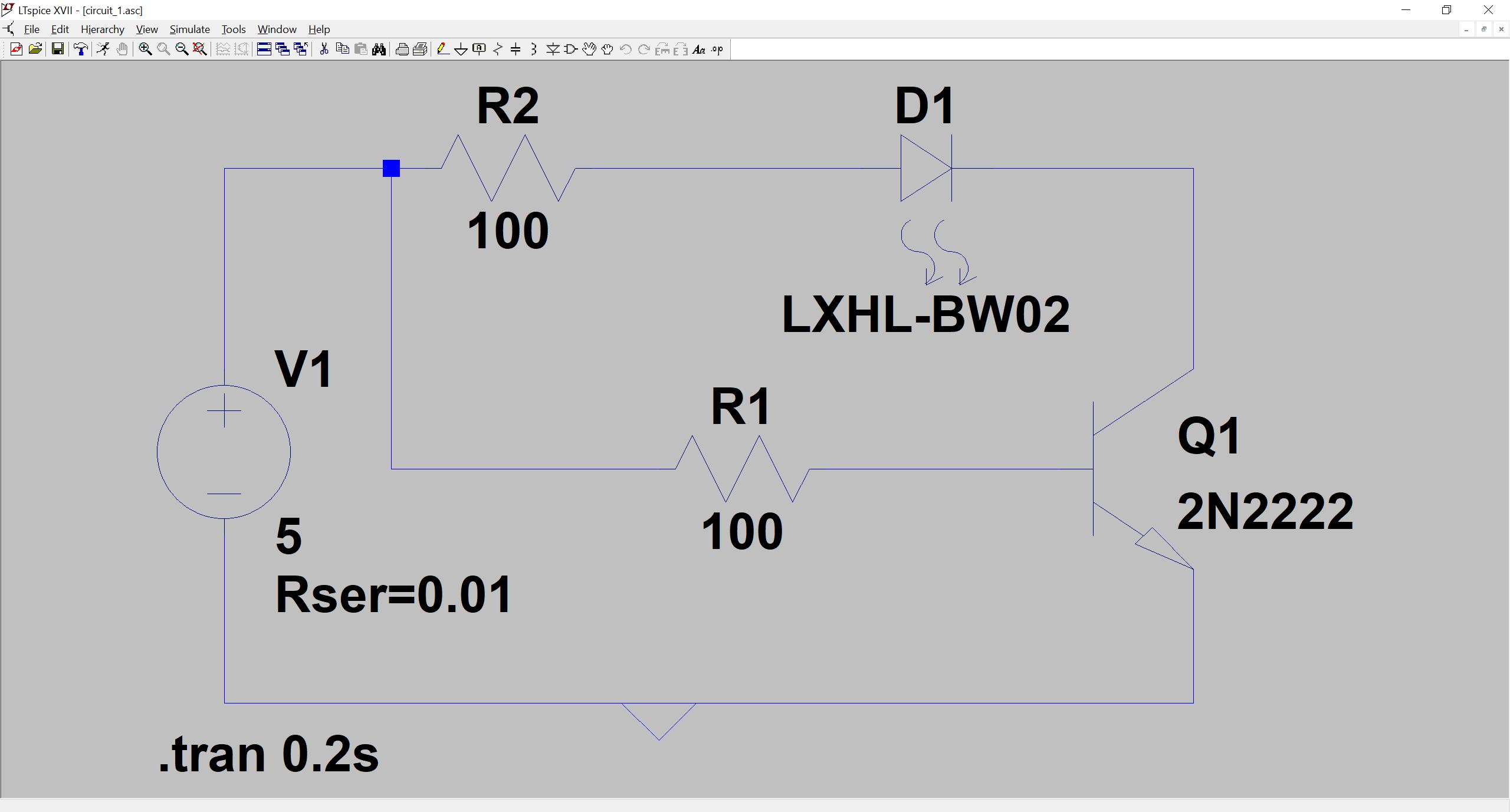 LTSpice Interface