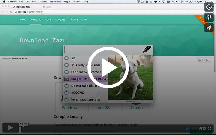 Zazu App - Introduction