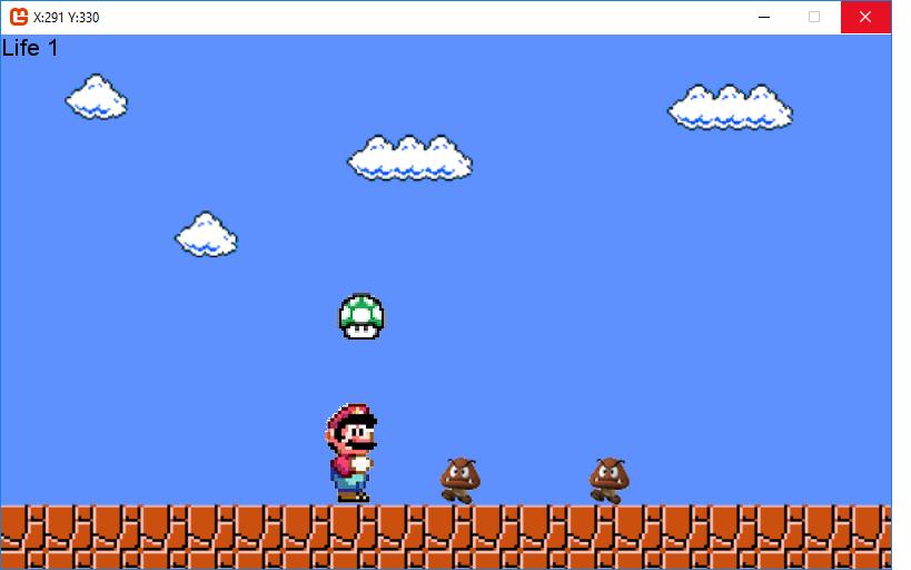 MFGG - Mario Fan Games Galaxy