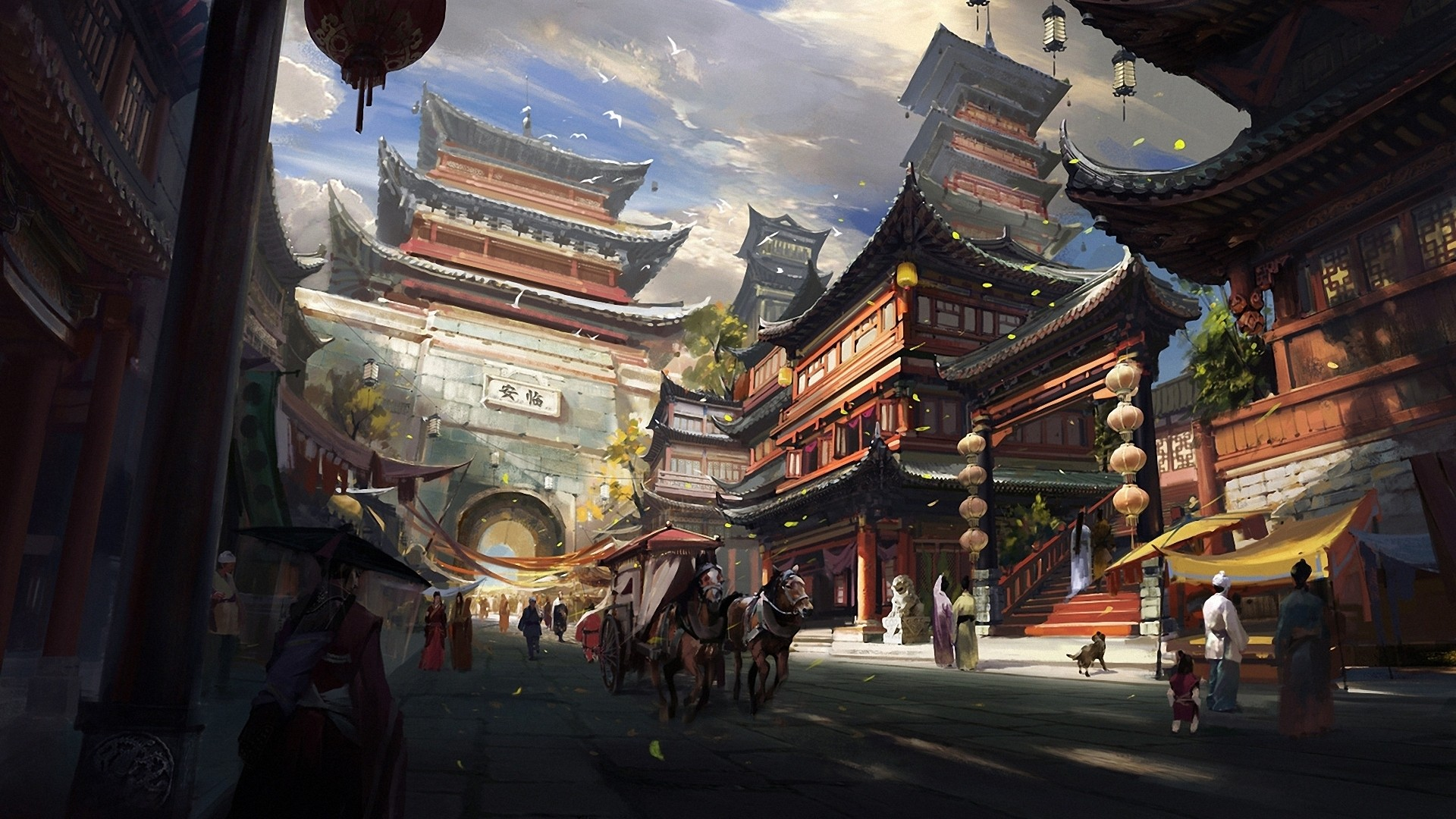 ancient city japanese