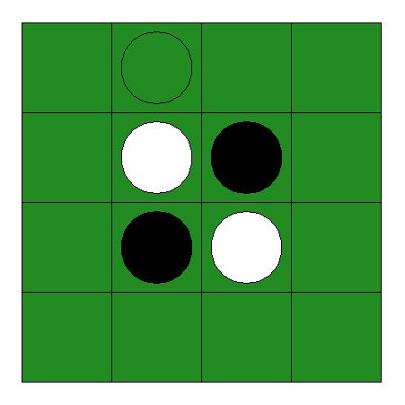 GitHub - tmmgarcia/othello-s: Play Othello's game using