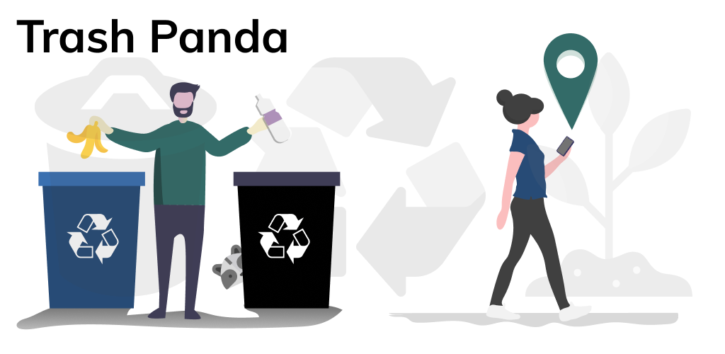 Trash Panda: recycling made easy (with computer vision).