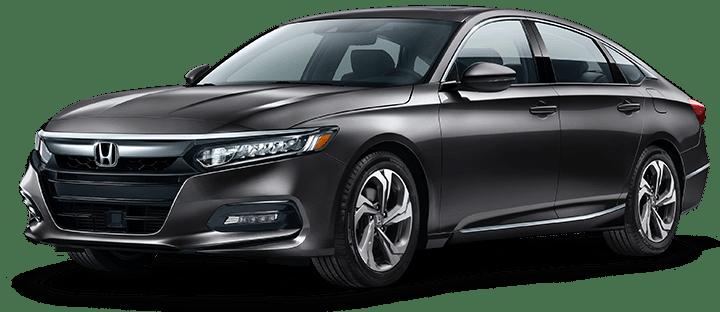2018 Honda Accord landing page