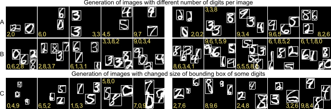Multi-Mnist Examples