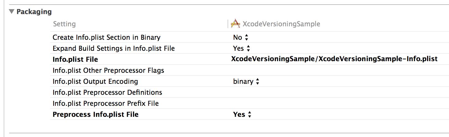 xcode_versioning