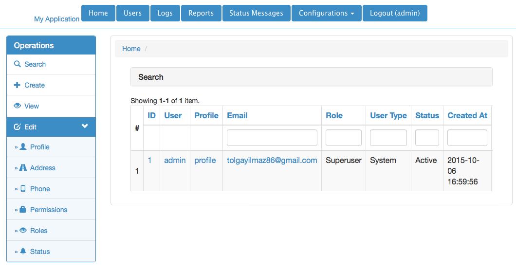 tolgayilmaz86/yii2-practical-enterprise-webapp-template - Libraries io