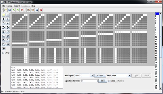GitHub - tomazas/ledcube8x8x8: 8x8x8 3D LED Cube source code