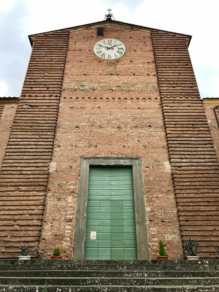 Church in Fucecchio