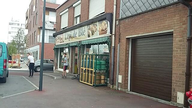 The sandwich shop run by the nice man