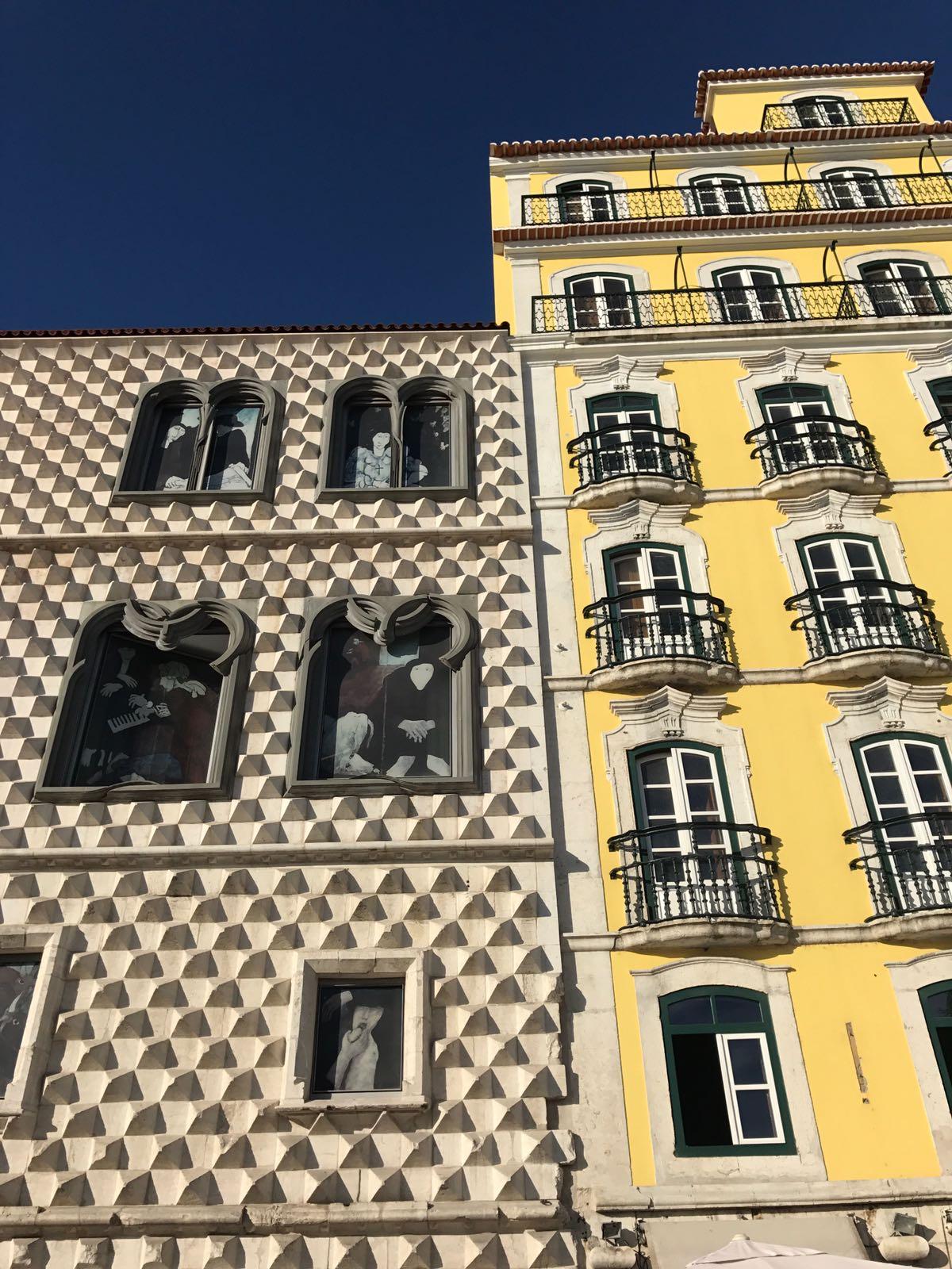 Scaramago museum in Lisbon