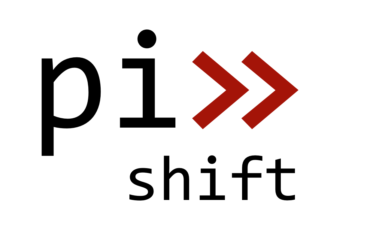 piShift: Drag and drop programming for the PiZero