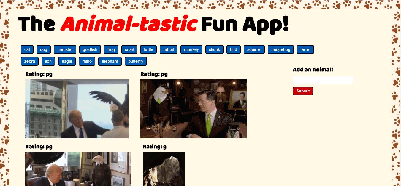 Animal App