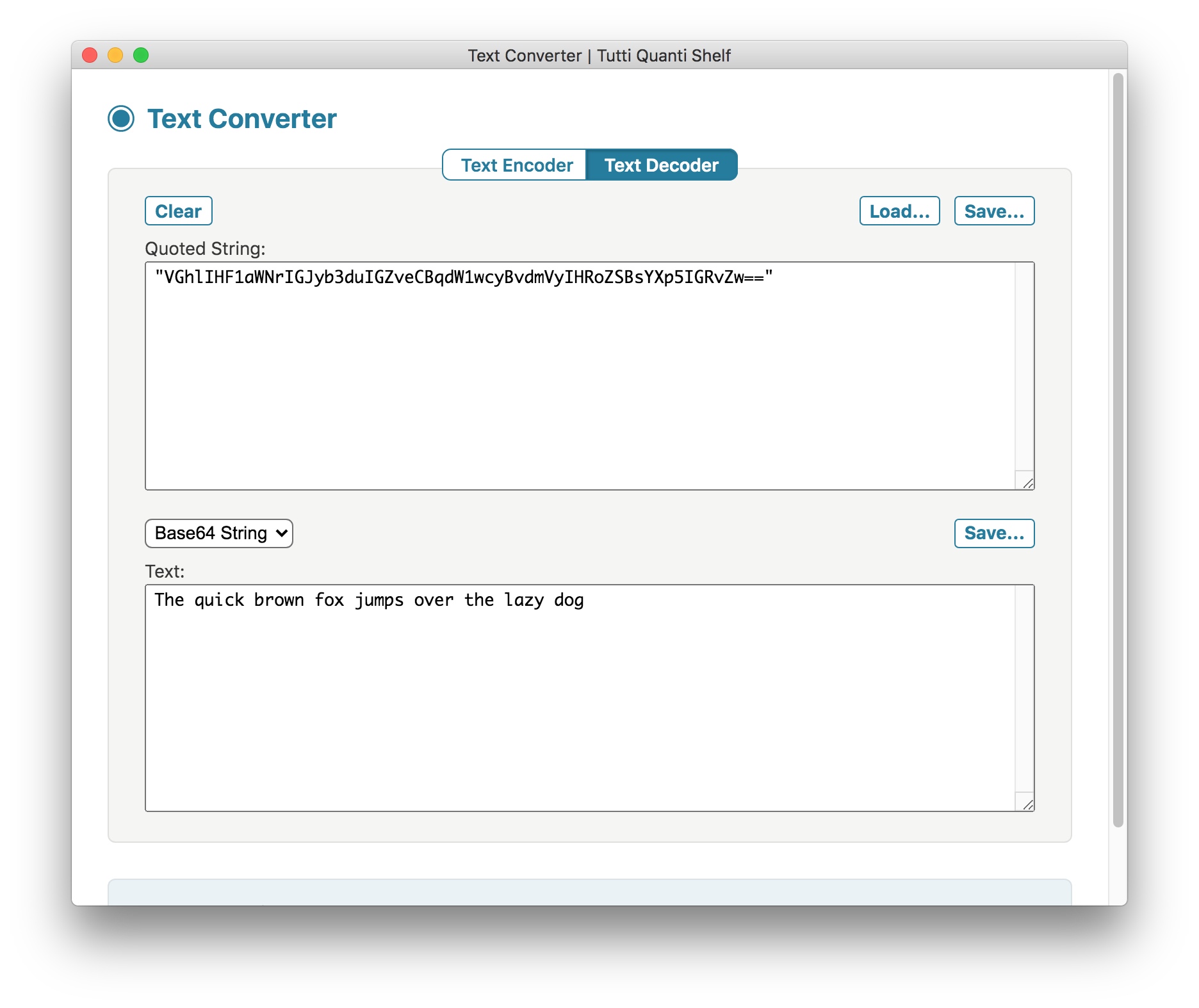 Text Converter - Text Decoder screenshot