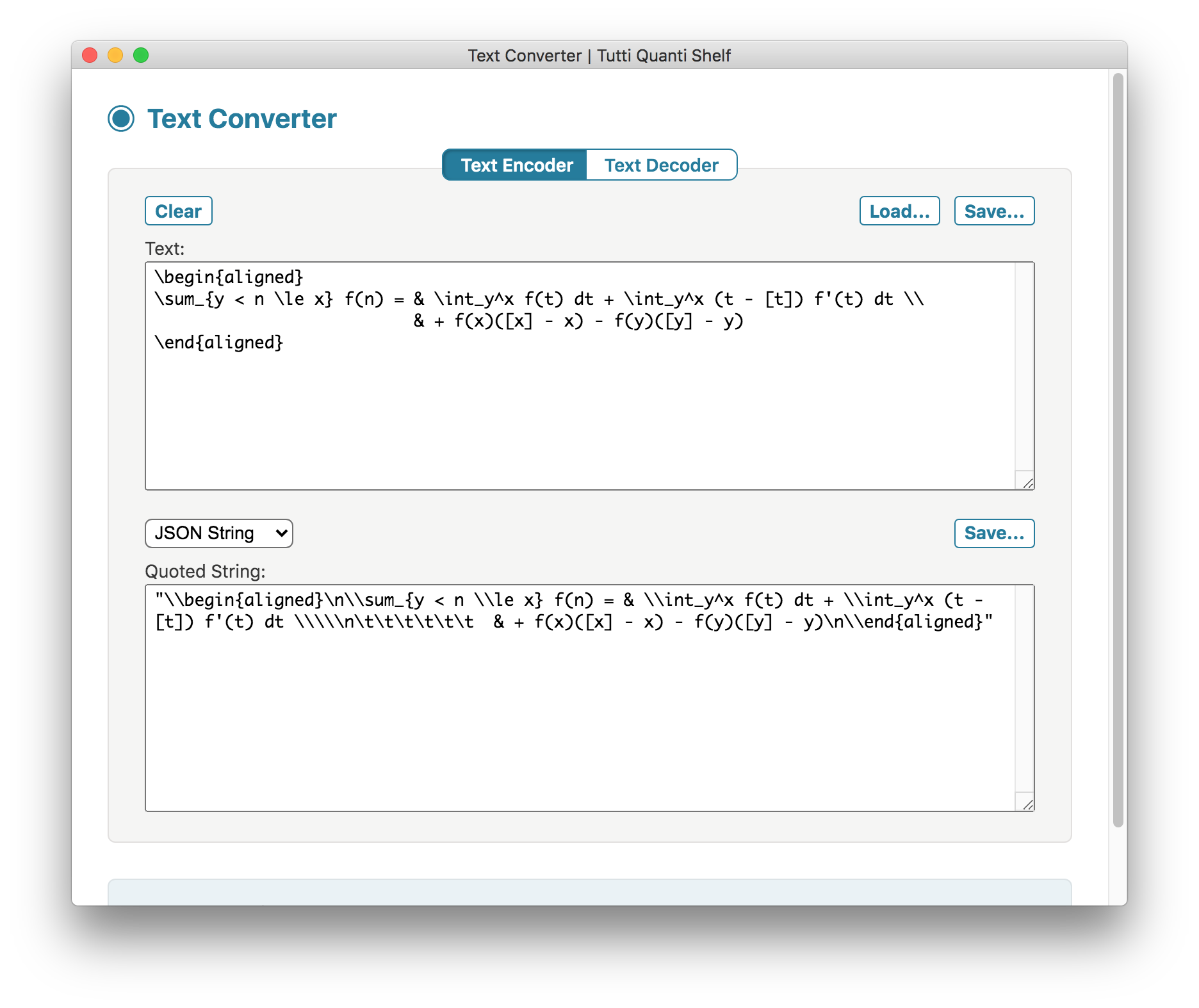 Text Converter - Text Encoder screenshot