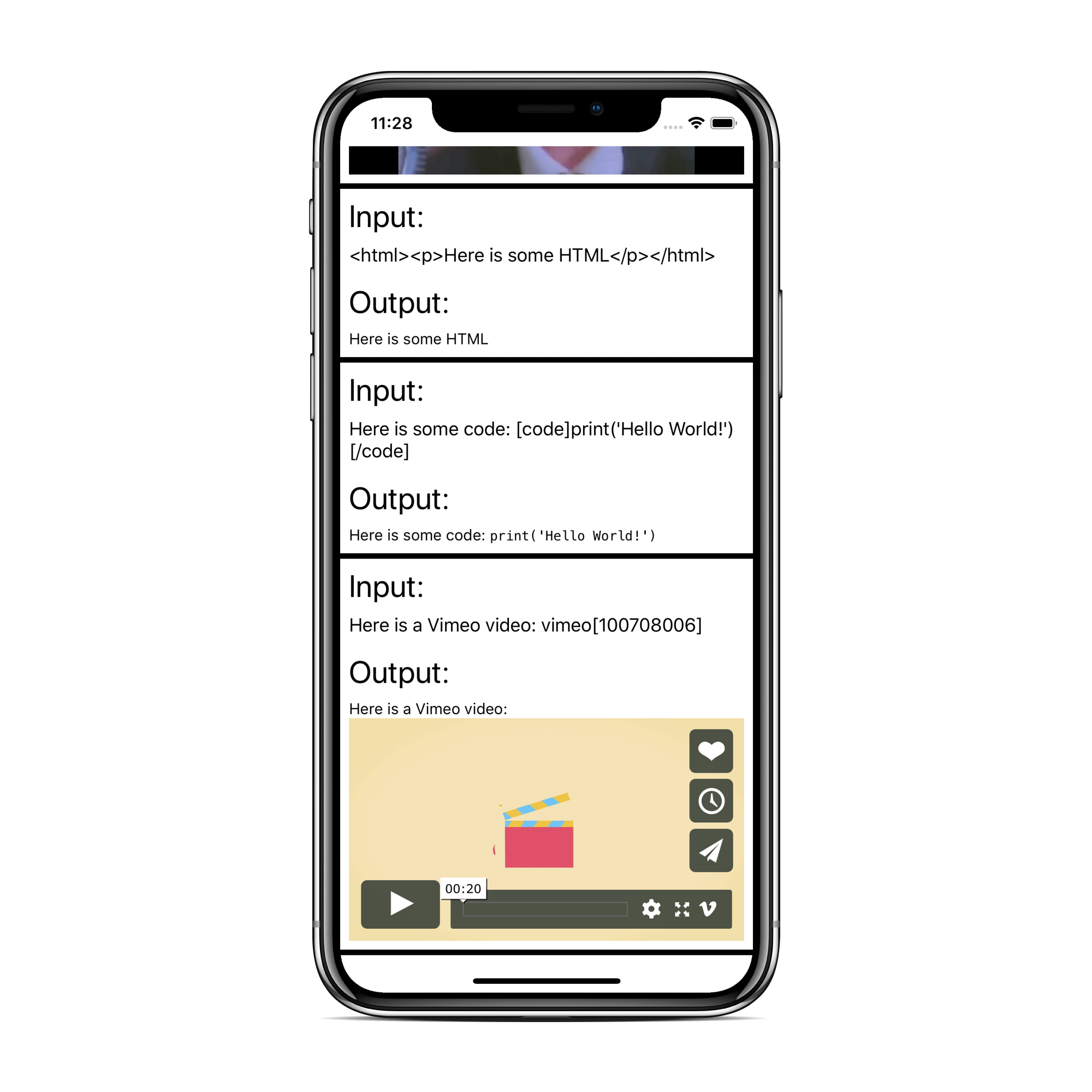 GitHub - tophat/RichTextView: iOS Text View (UIView) that