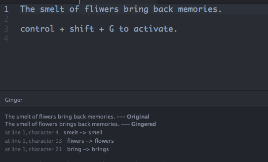 atom-ginger package screenshot