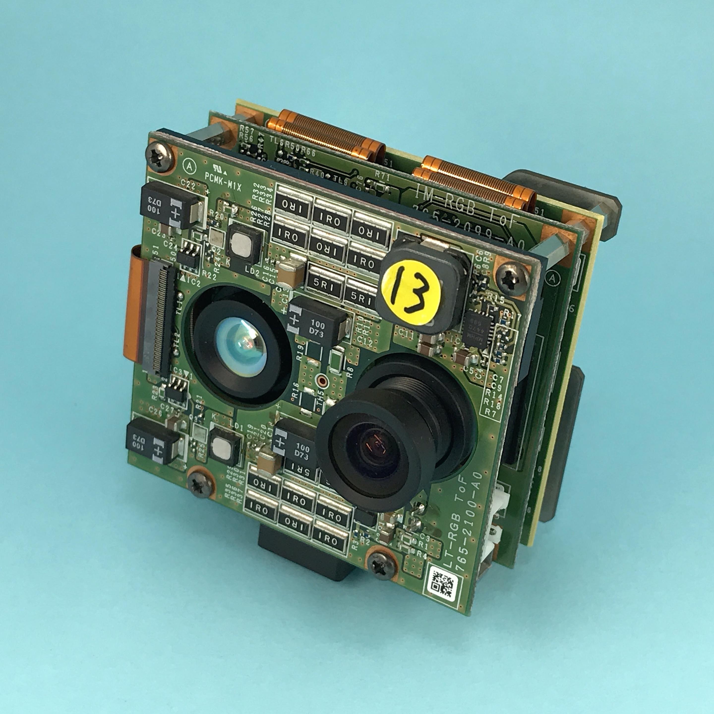 CIS ToF Camera