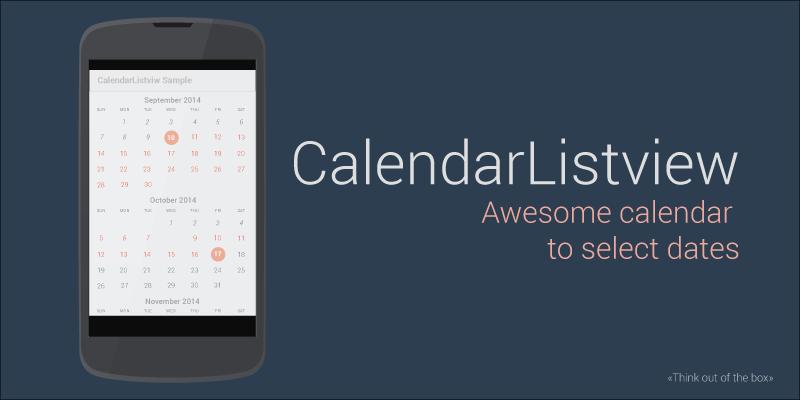 CalendarListview