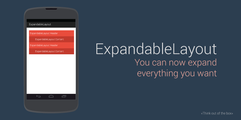 The Android Arsenal - Layouts - Free libraries and tools for Android