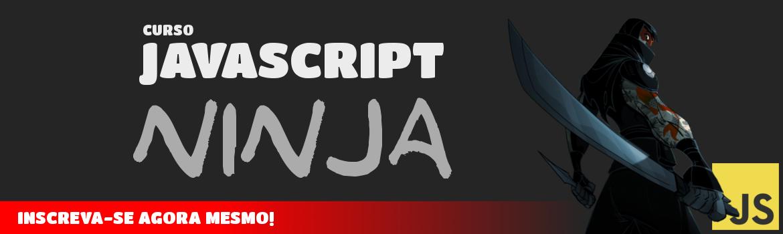 Imagem do Curso JavaScript Ninja