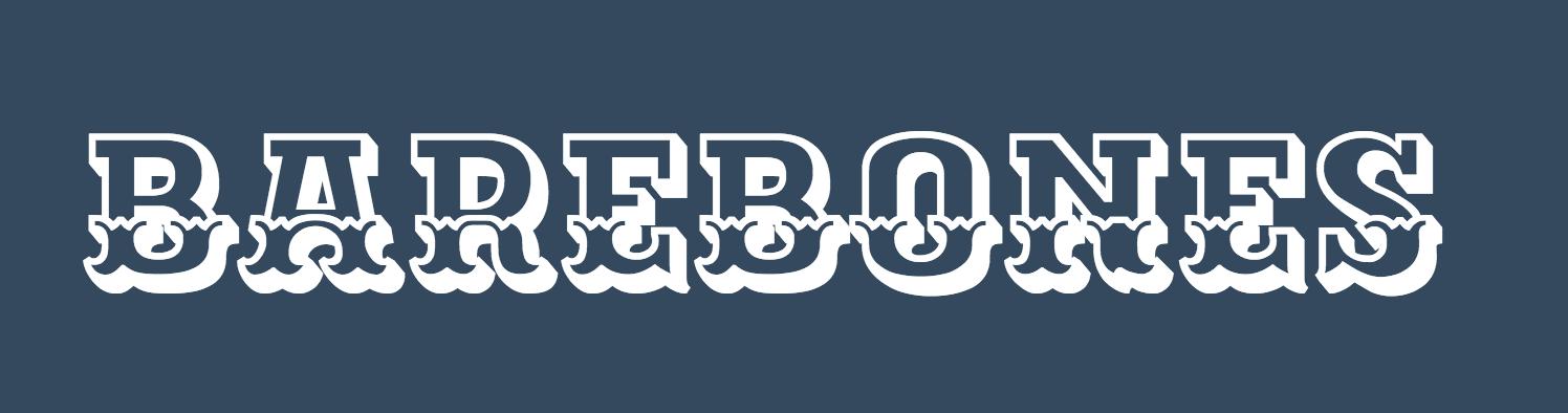 barebones - A minimal, responsive boilerplate for the modern web.