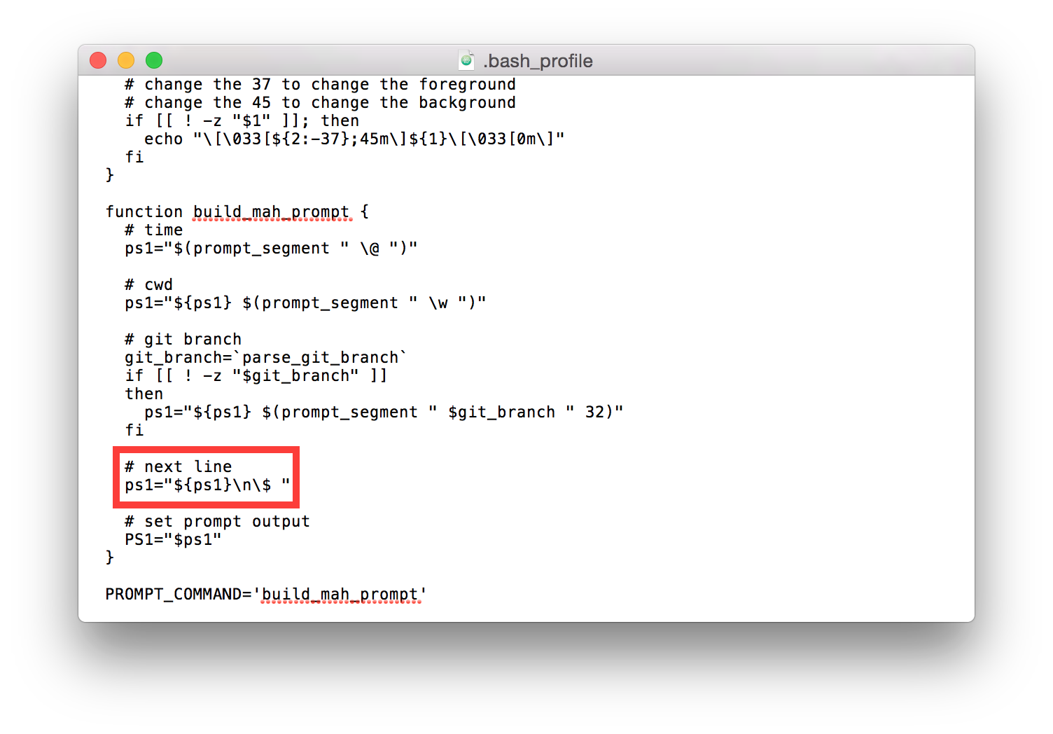 Change Your iTerm Prompt to Emoji - Yoder Bacon