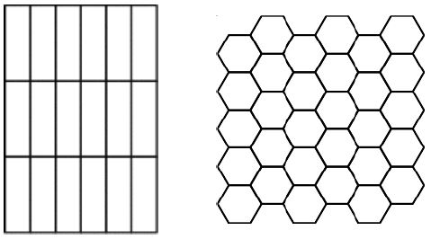 bin shapes