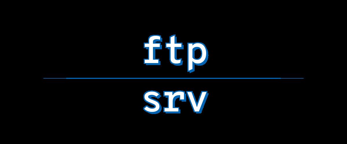 ftp-srv