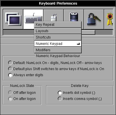 Keypard