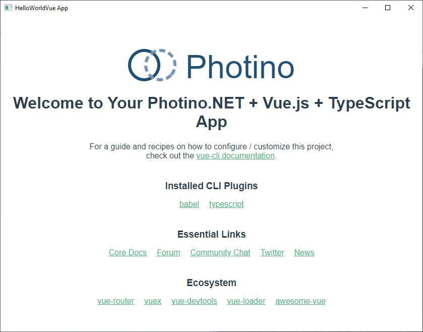 Photino.HelloWorld.Vue